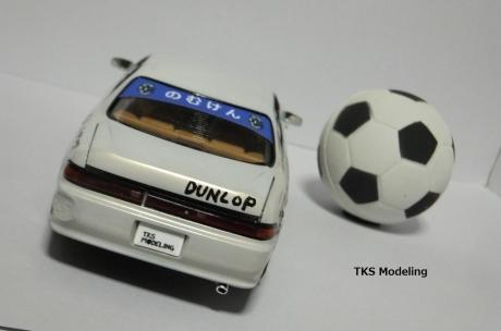 自動車サッカーのむけん (13)