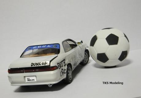 自動車サッカーのむけん (15)