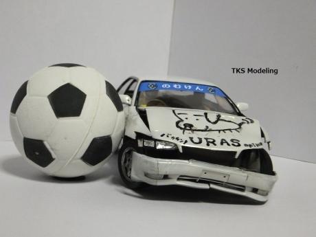 自動車サッカーのむけん (41)