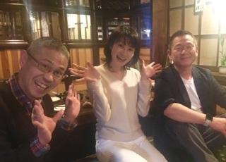 名古屋の三人