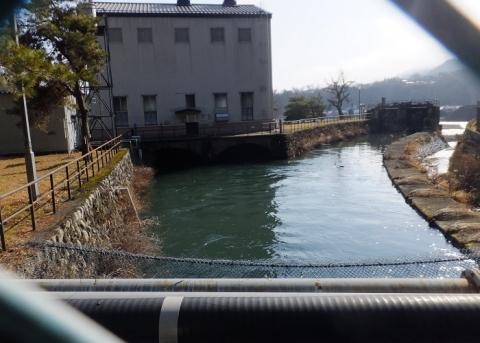 東京電力松留発電所