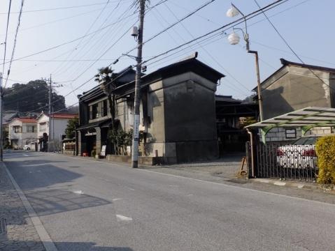 小田原市板橋・内野邸