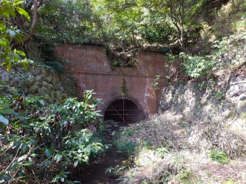 横浜水道川尻隧道