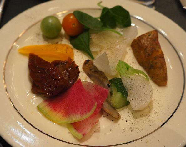 20180209 ロウリーズ 2 サラダ2 21㎝DSC03212