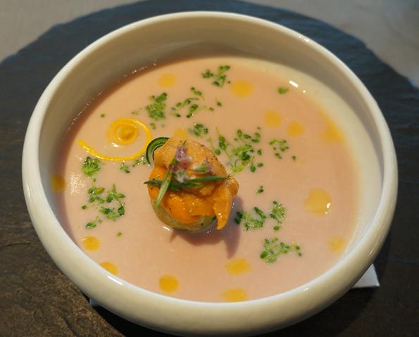 20180221 lembellies 3 DSC03677 聖護院蕪と松阪赤菜スープ 21cm