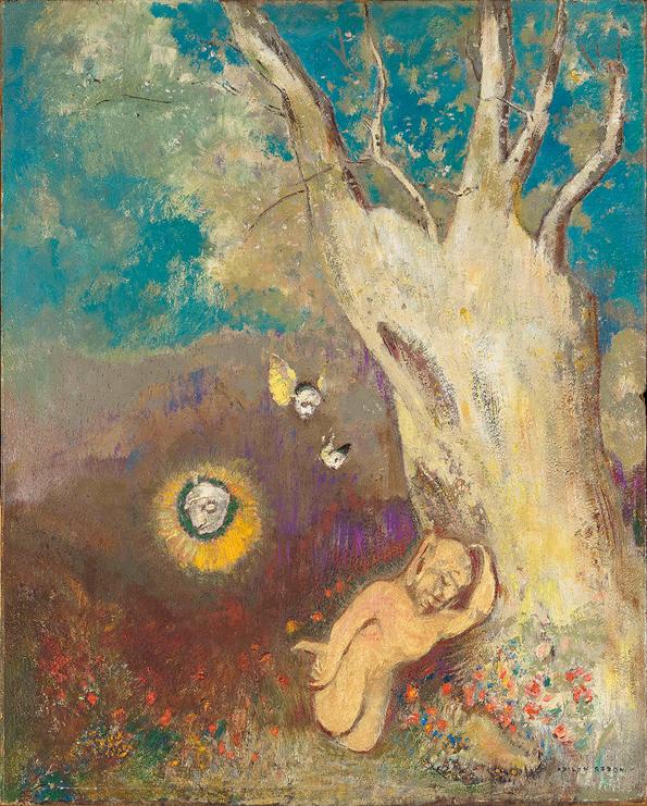 るどん キャリバンの眠り 1895 プチパレ美術館rudonnimg_subPage01