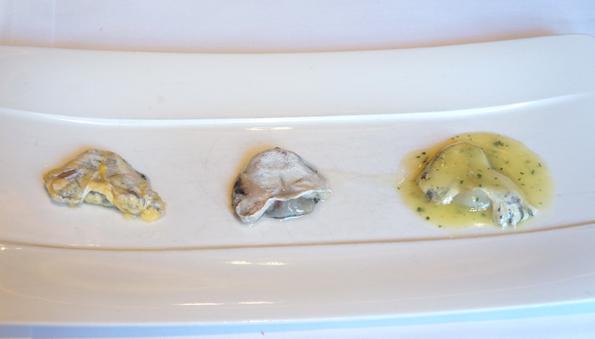 20180312 Elkano 2 白魚のあご肉3種の調理で 21㎝DSC04742