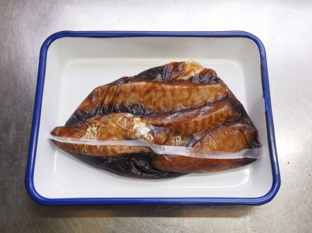 鯛刺身の卵かけご飯046