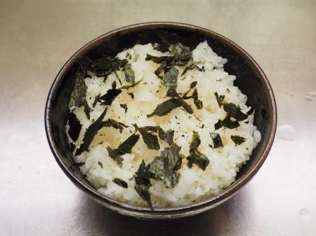 鯛刺身の卵かけご飯053