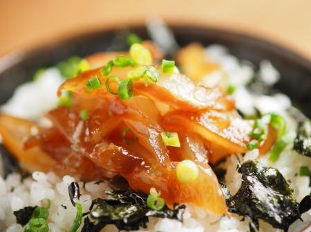 鯛刺身の卵かけご飯014