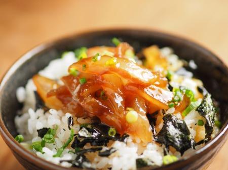 鯛刺身の卵かけご飯035