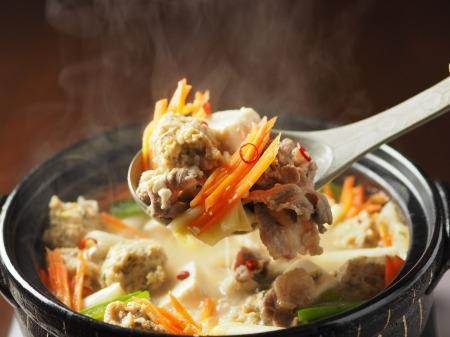 アジのつみれと豚肉の味噌鍋031