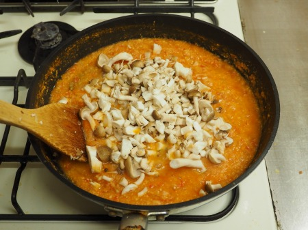 おからトマト煮カップグラタン087