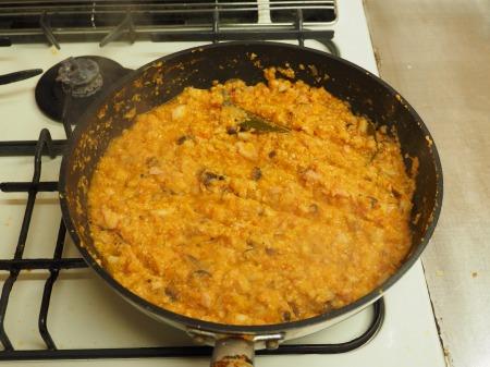 おからトマト煮カップグラタン090