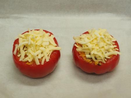 おからトマト煮カップグラタン095