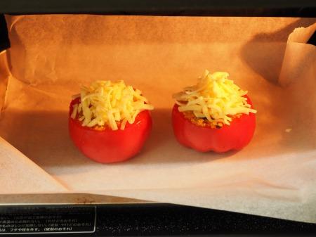 おからトマト煮カップグラタン097