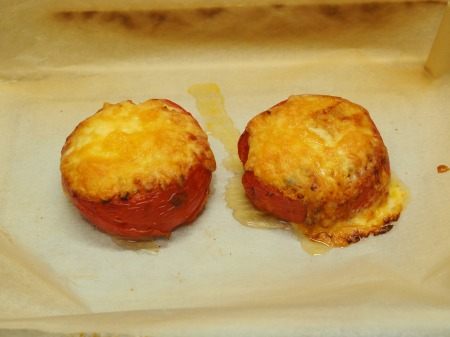 おからトマト煮カップグラタン101