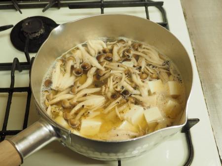 エスニック豆腐スープ063
