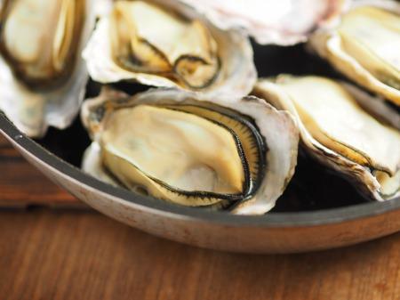 殻付き牡蠣の蒸し方010
