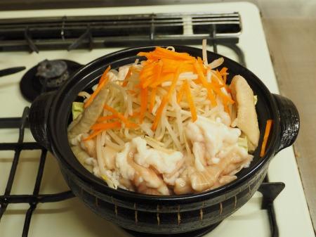 牡蠣もつ鍋091