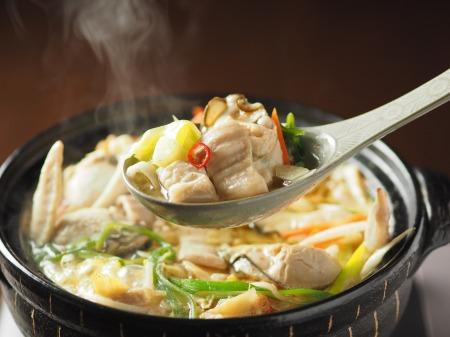 牡蠣もつ鍋061