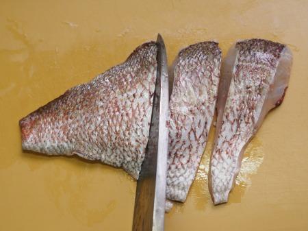 鯛の幽庵焼き、味噌漬け焼き028