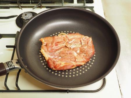 乾燥鶏もも肉オーブントースタ068