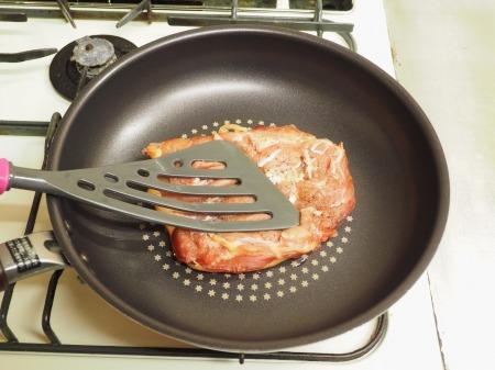 乾燥鶏もも肉オーブントースタ069