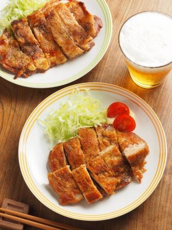 乾燥鶏もも肉オーブントースタ028