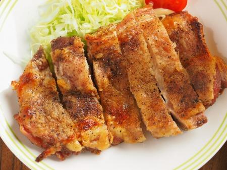 乾燥鶏もも肉オーブントースタ036
