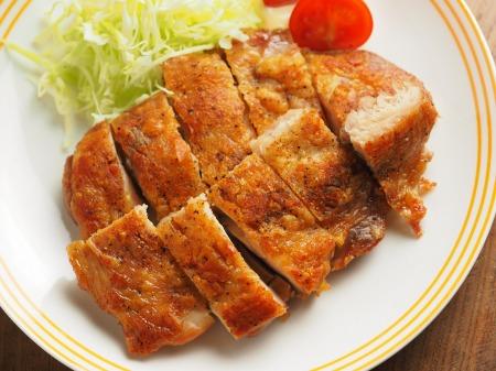 乾燥鶏もも肉オーブントースタ037