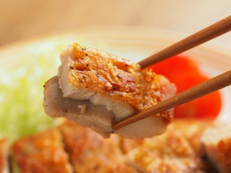 乾燥鶏もも肉オーブントースタ043
