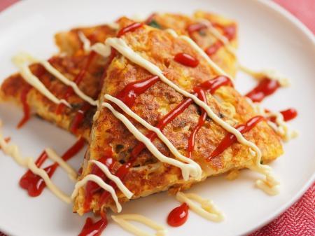 納豆とキムチのスパニッシュオム018