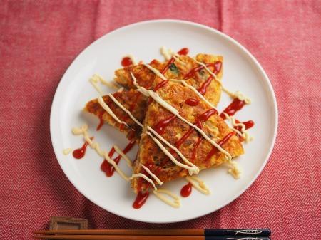 納豆とキムチのスパニッシュオム014