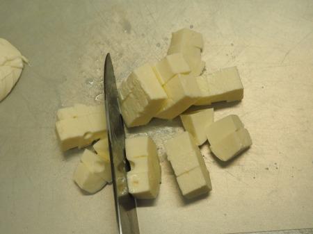そばの実とモッツアレラチーズの009
