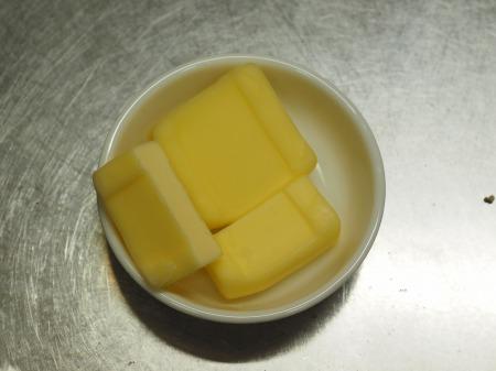 牛こま肉のバターしょう油炒め034