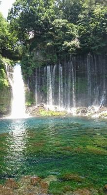 白糸の滝 4