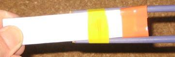 アヒル笛 作り方11