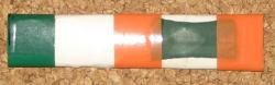 アヒル笛 (四角い風船片で作る)