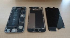 iPhone6画面割れ3