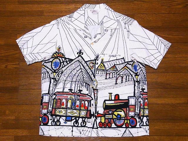 スターオブハリウッド オープンシャツ SH37885