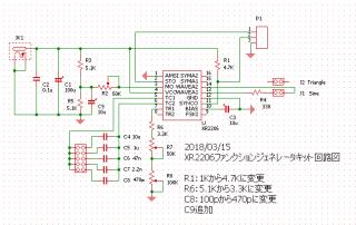 XR2206fg回路