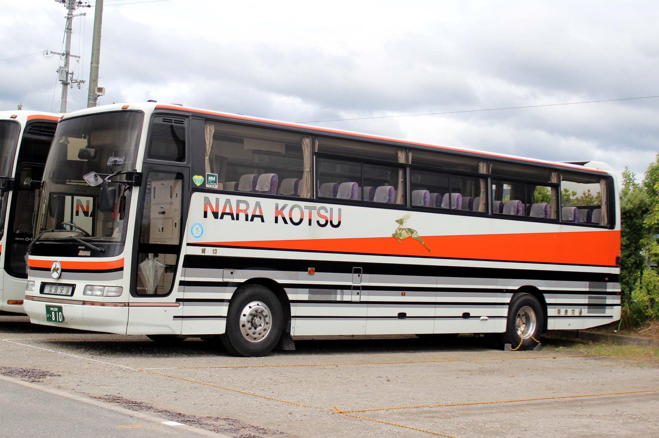 奈良交通 か810