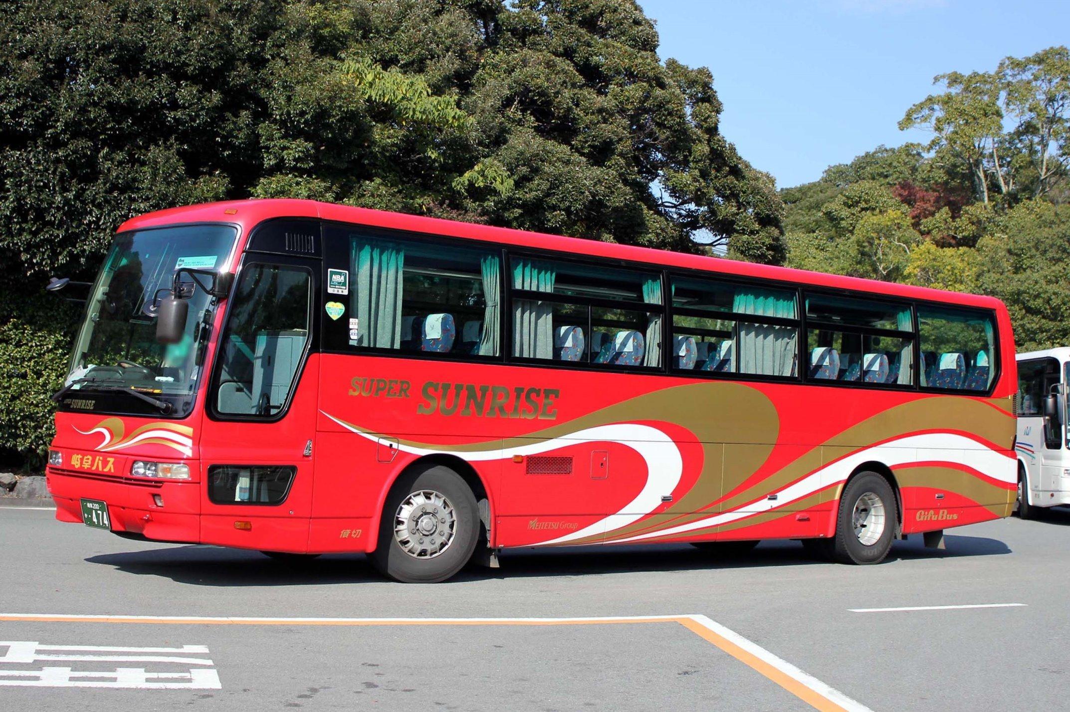 岐阜バス か474