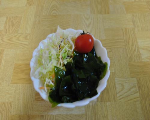 ひろめサラダ