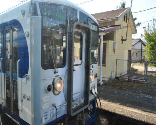 鉄道ホビートレイン(吉野生駅)