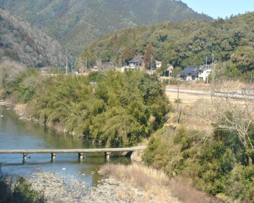 沈下橋(広見川)