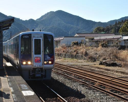 影野駅(あしずり6号)