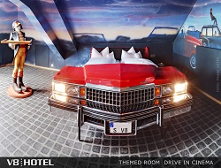 Real Cadillac Bed