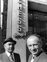 Leonard & Phill Chess